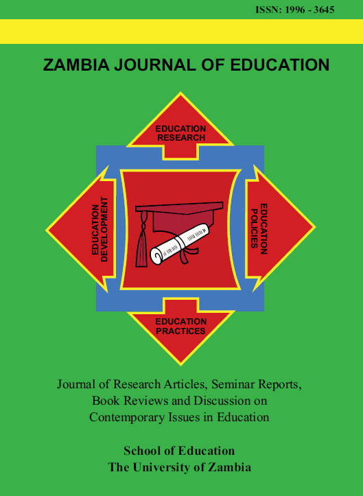 Zambia Journal of Education (ZAJE)